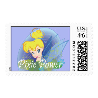 Tinker Bell Pose 22 Postage Stamps