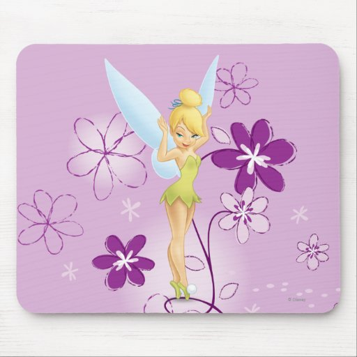 Tinker Bell  Pose 7 Mouse Pad