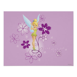 Tinker Bell  Pose 7 Poster