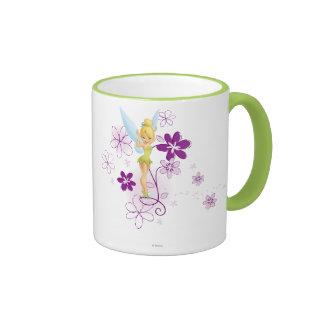 Tinker Bell  Pose 7 Ringer Mug