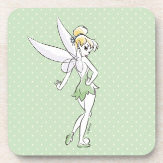 Tinker Bell | Pretty Little Pixie Beverage Coaster