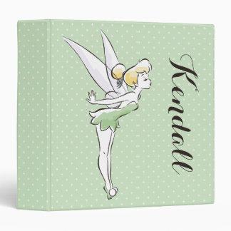 Tinker Bell | Pretty Little Pixie Binder