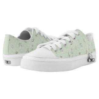 Tinker Bell | Pretty Little Pixie Low-Top Sneakers