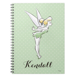 Tinker Bell | Pretty Little Pixie Notebook