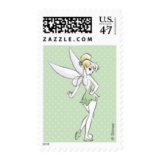 Tinker Bell | Pretty Little Pixie Stamp