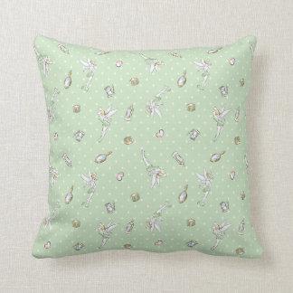 Tinker Bell   Pretty Little Pixie Throw Pillow
