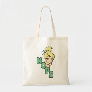 Tinker Bell | She Says Nope Tote Bag