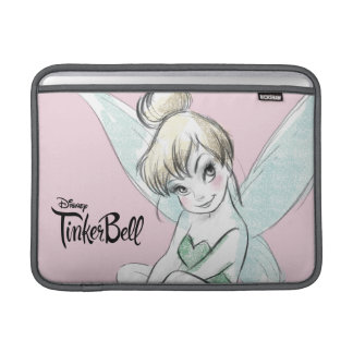 Tinker Bell | Sitting Pastel Sleeve For MacBook Air