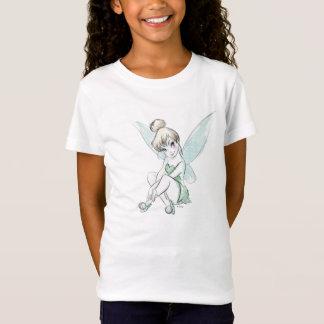 Tinker Bell | Sitting Pastel T-Shirt