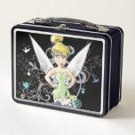 """Tinker Bell Sketch Metal Lunch Box<br><div class=""""desc"""">Tinker Bell</div>"""