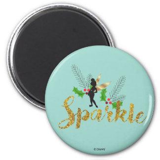Tinker Bell | Tinker Bell Christmas Sparkle Magnet