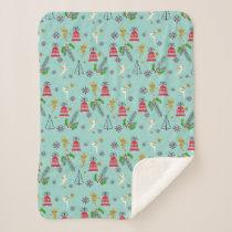 Tinker Bell | Tinker Bell Christmas Sparkle Sherpa Blanket