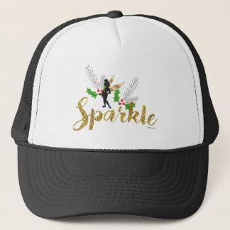 Tinker Bell | Tinker Bell Christmas Sparkle Trucker Hat