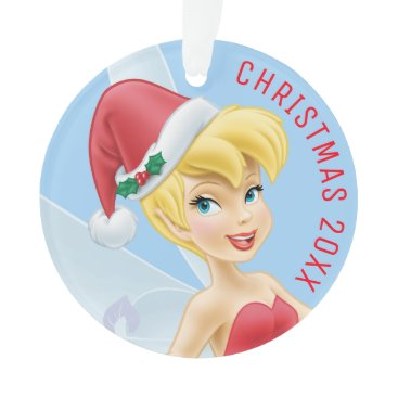 Disney Themed Tinker Bell | Tinker Bell Decorating The Tree Ornament