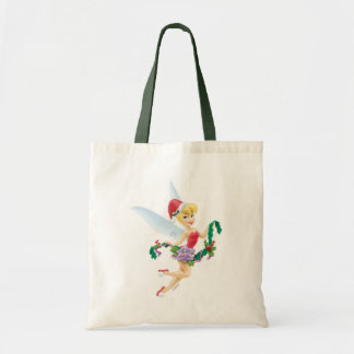 Tinker Bell | Tinker Bell Decorating The Tree Tote Bag