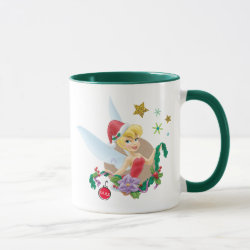 Combo Mug with Stylized Marshmallow Silhouette design