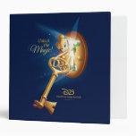 Tinker Bell - Unlock the Magic 3 Ring Binders