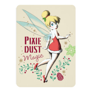 Tinker Bell | Vintage Pixie Dust Magic Card