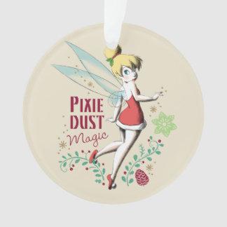 Tinker Bell | Vintage Pixie Dust Magic Ornament