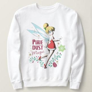 Tinker Bell   Vintage Pixie Dust Magic Sweatshirt