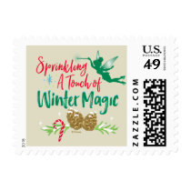 Tinker Bell | Winter Magic Postage