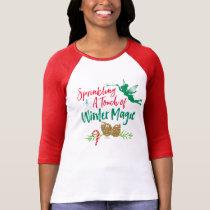 Tinker Bell | Winter Magic T-Shirt