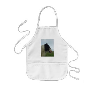 Tinker Profile Portrait Kids' Apron
