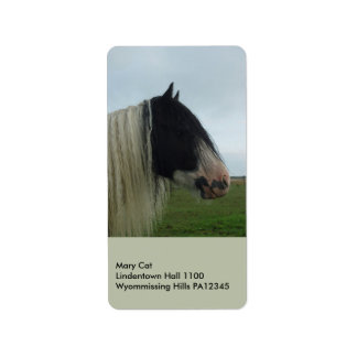 Tinker Profile Portrait Label