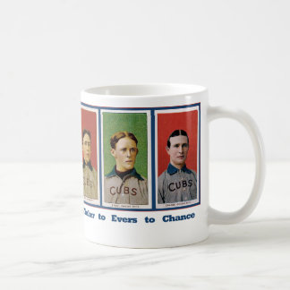 TINKER TO EVERS TO CHANCE - COFFEE MUG