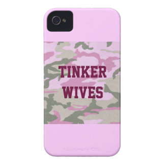 Tinker Wives iPhone Case