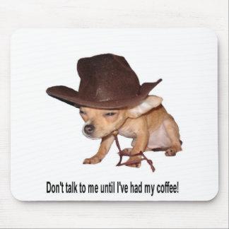 Tinkerbell café tapete de ratón