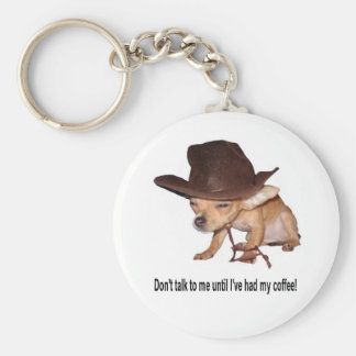 """Tinkerbell """"Coffee"""" Key Chains"""
