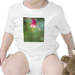 Tinkerbell rosado trajes de bebé
