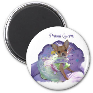 "Tinkerbell the ""Drama Queen!"" Magnet"