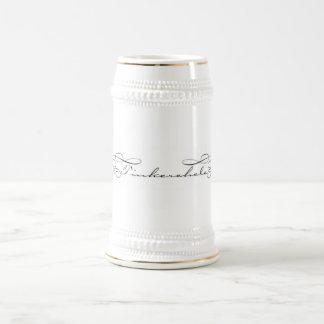 Tinkerchele Stien 18 Oz Beer Stein