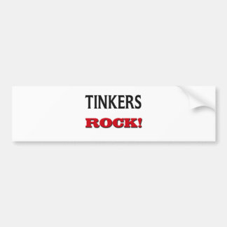 Tinkers Rock Bumper Stickers