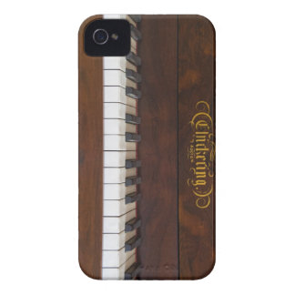Tinkle the Ivories iPhone 4 Cases
