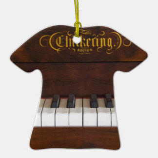 Tinkle the Ivories Christmas Tree Ornaments