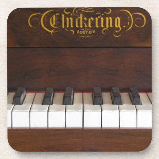 Tinkle the Ivories Coaster