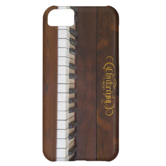 Tinkle the Ivories Cover For iPhone 5C