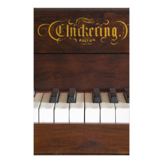 Tinkle the Ivories Personalized Stationery