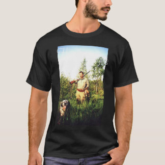 Tinkle Tonkle Goes Hunting, Hawthorn, Tights T-Shirt