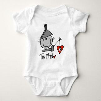 Tinman Baby Bodysuit