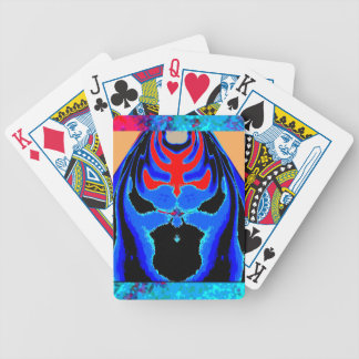 TINMAN Blue Ghost -  ART101 Collection Bicycle Playing Cards