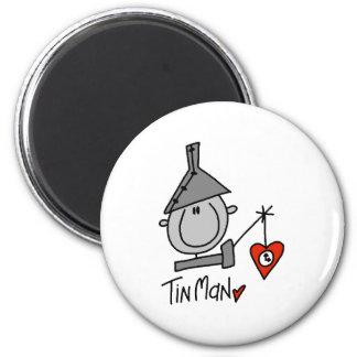 Tinman Imán Redondo 5 Cm