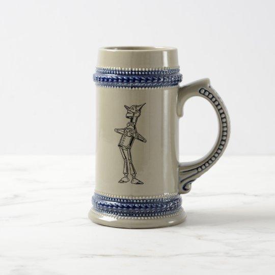 Tinman in Love Beer Stein