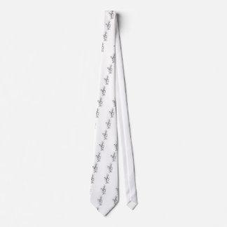 Tinman recientemente engrasado corbata personalizada