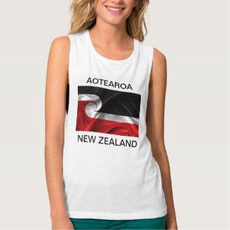 Tino Rangatiratanga flag aotearoa new zealand