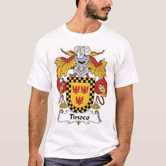 Tinoco Family Crest T-Shirt