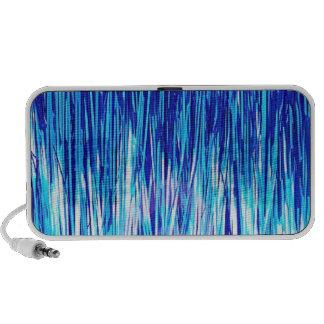 Tinsel Town Blue Mini Speakers